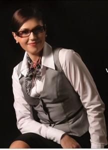odziez hotelowa ubrania recepcja kamizelka