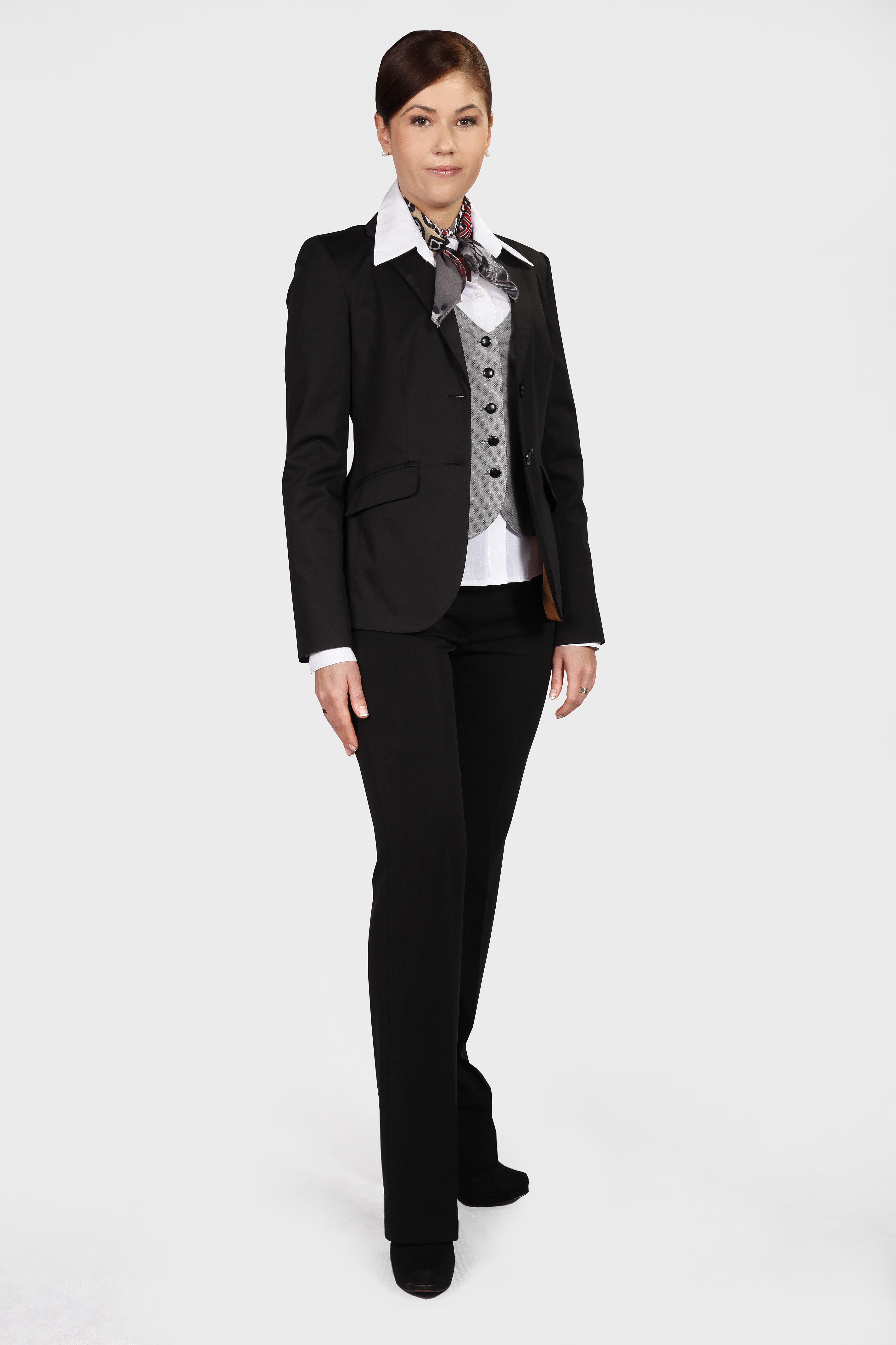 Odziez hotelowa - eleganckie ubranie pracownicze