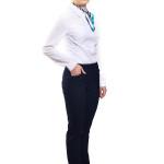 Spodnie do garnituru - odziez hotelowa