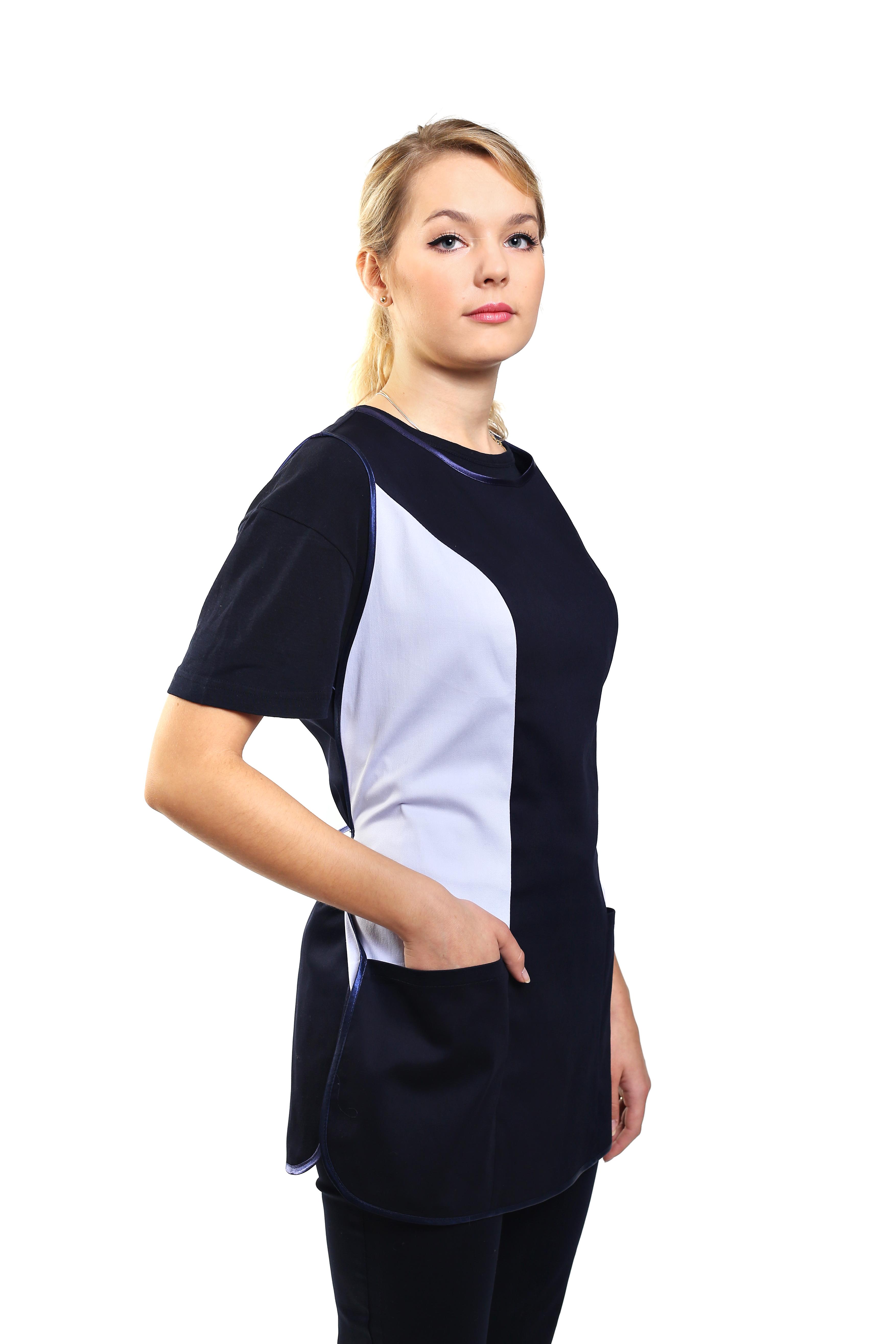 odziez hotelowa sukienka fartuch pokojowki ubranie
