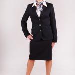 Elagancki żakiet- praca w obsłudze klienta