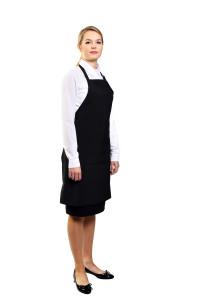 fartuch barmanski damski odziez hotelowa pracownicza restauracja kelnerska