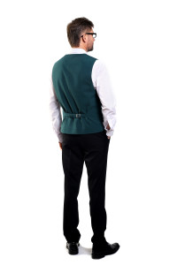 odziez hotelowa męska koszula spodnie kamizelka