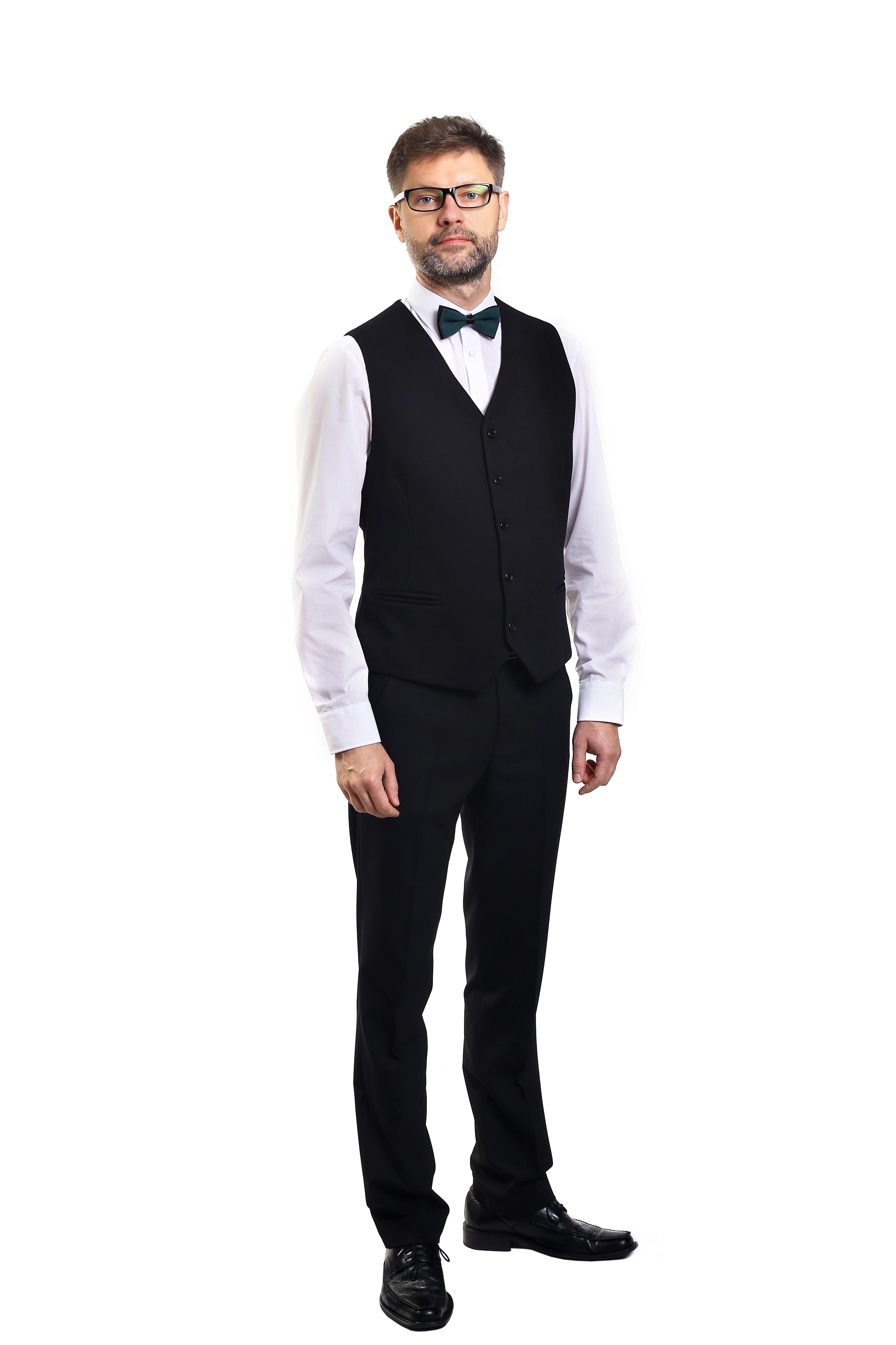 odziez hotelowa meska obsłuhga gosci klienta recepcja SPA kierownik restauracja