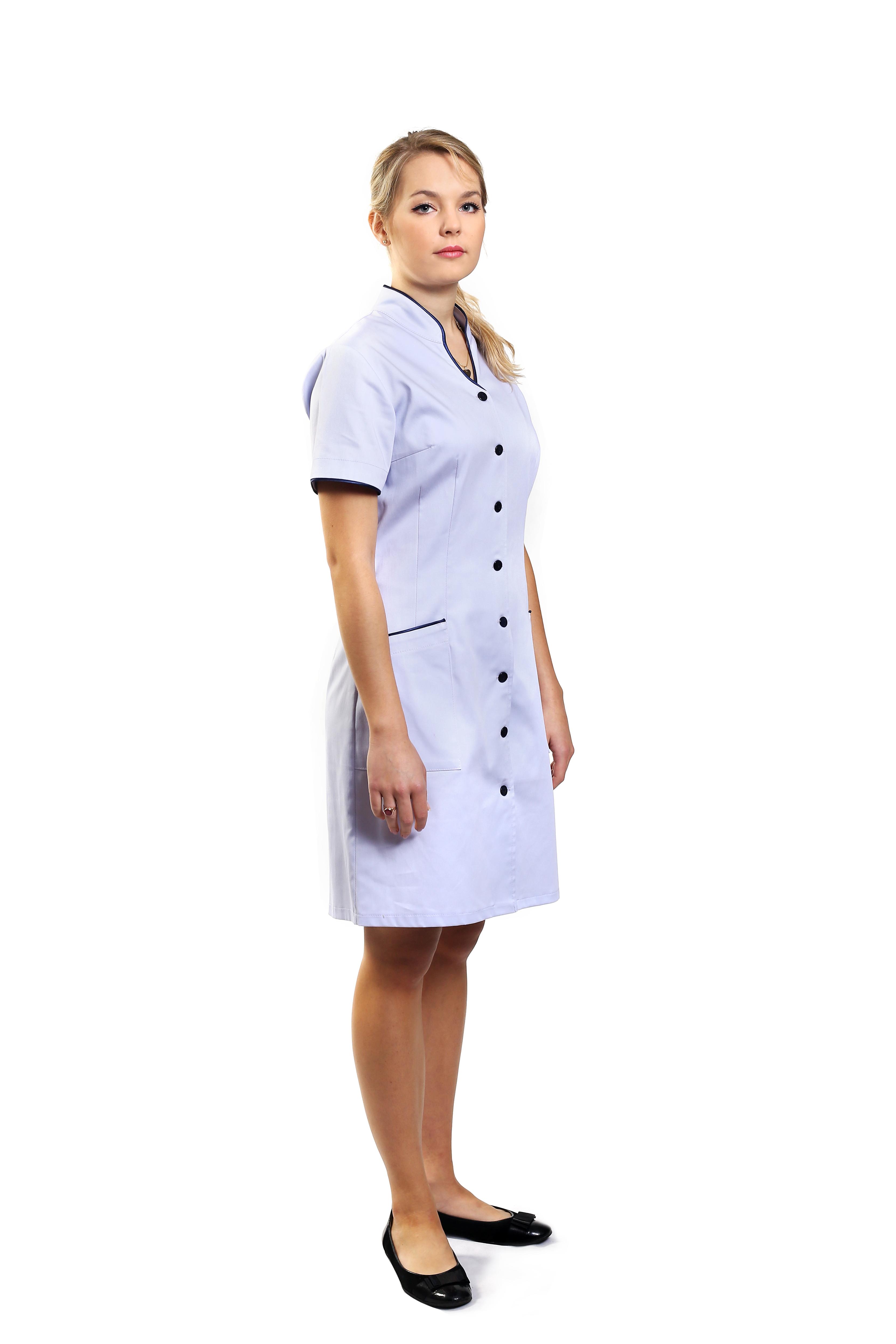 odziez-hotelowa-pokojowki-sprzatanie-personel-sukienka-fartuch