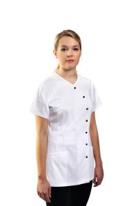 odziez-hotelowa-recepcja-ubranie-uniform-biala-bluzka-kamizelka (2)