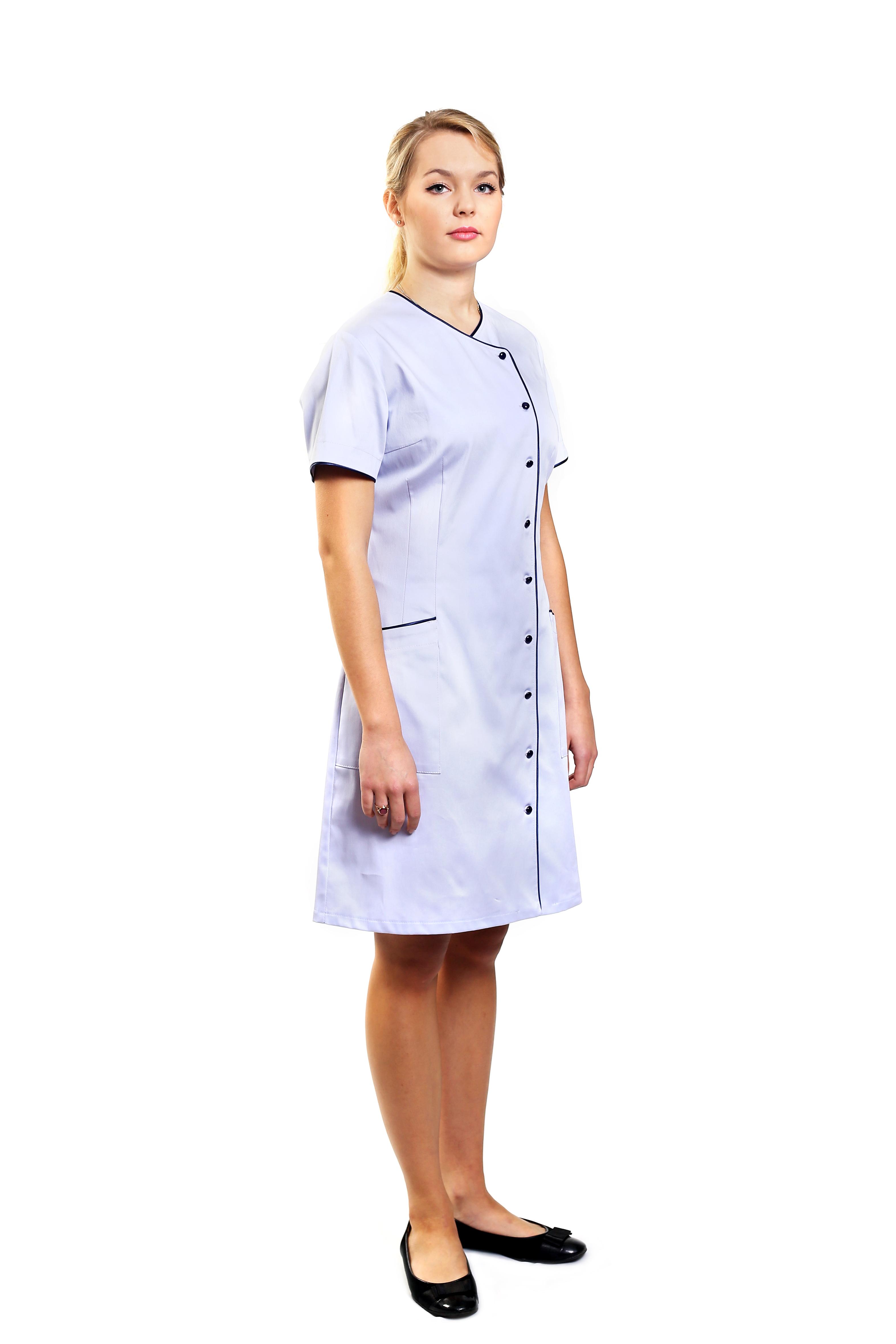odziez-hotelowa-ubranie-robocze-sprzatanie-pokojowki-sukienka-fartuch