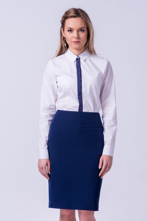 odziez-hotelowa-praca-recepcja-elegancka-klasyczna-spódnica-damska-czarna-gabinet-lekarski-klinika-szycie-krawiec-zakiet
