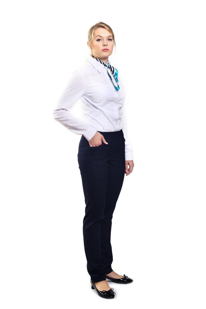 odziez-hotelowa-spodnie-damskie-klasyczne-przod