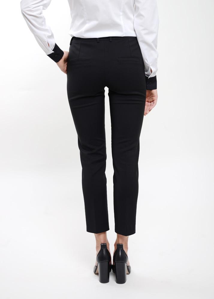 spodnie-damskie-odziez-hotelowa-recepcja-restauracja-pracownicze-ubranie-zwezane-tyl