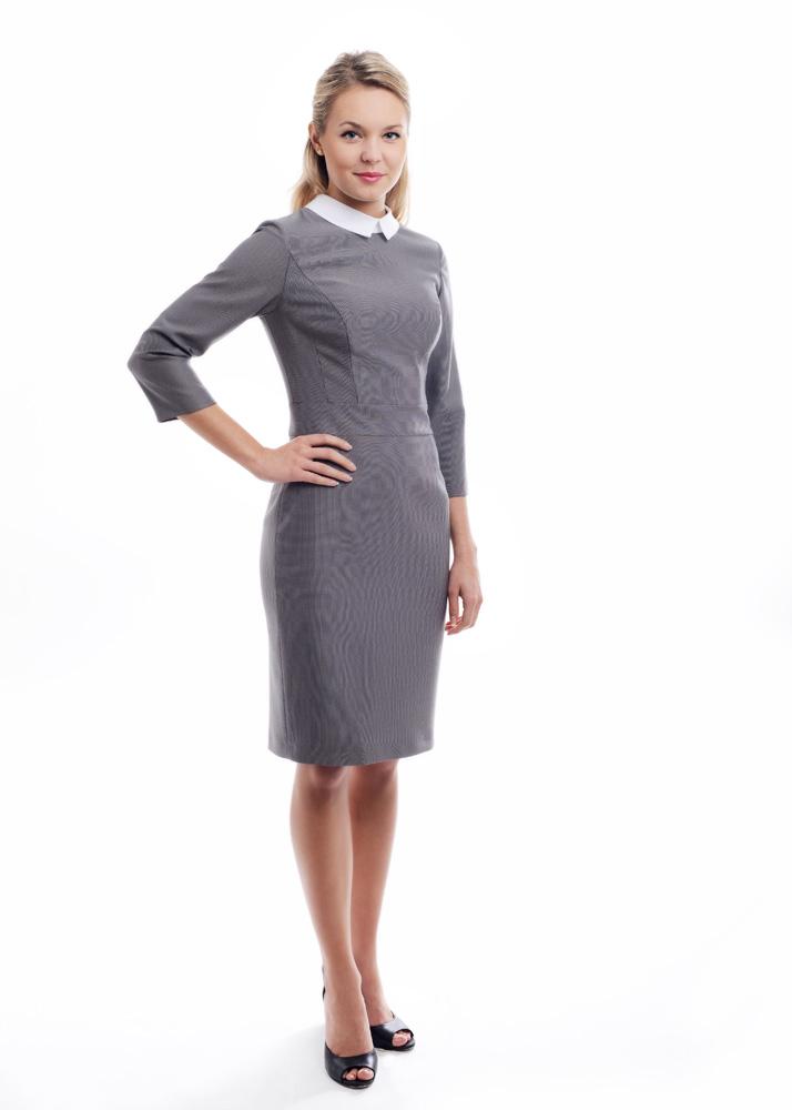 Odzież hotelowa - sukienka na recepcjęOdzież hotelowa - sukienka na recepcję