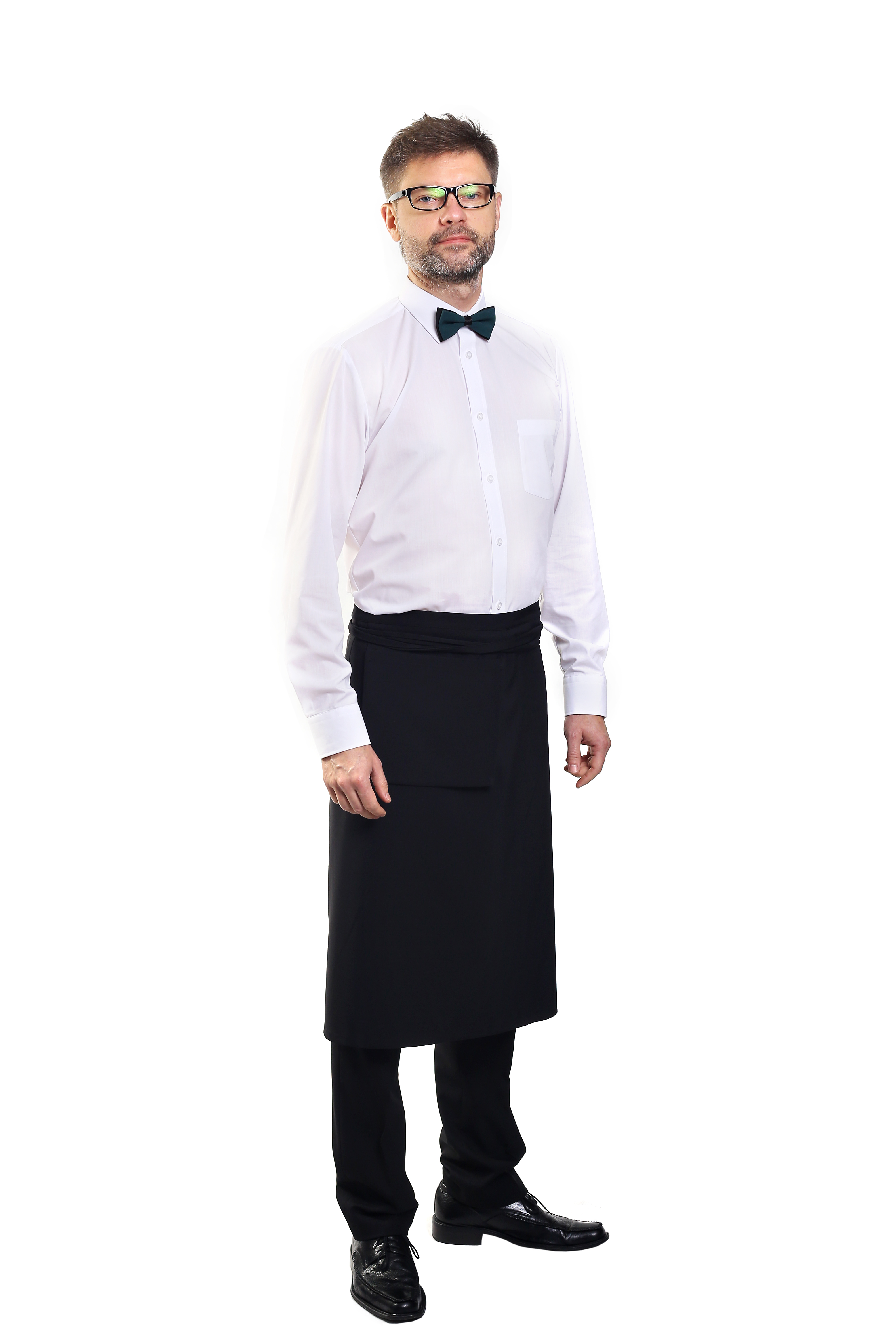 odziez-hotelowa-zapaska-fartuch-barmanski-damski-tyl-restauracja-pub-ubranie-pracownicze-dla-kelnera-barmana