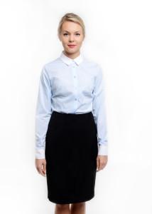odziez-hotelowa-recepcja-elegancka-bluzka-koszulowa-koszula-blekitna-kolnierzyk-mankiet-kolor-bialy-8